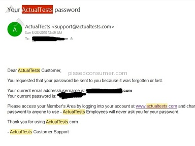Actualtests Unlimited Access Membership review 225272