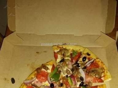Pizza Hut Pizza review 95191