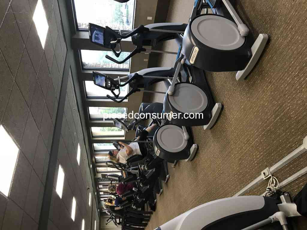 Lifetime Fitness Reviews and Complaints @ Pissed Consumer ...
