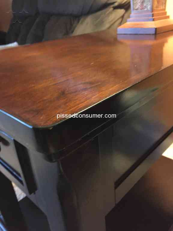 8 Ashley Furniture Furniture Warranty Reviews And Complaints