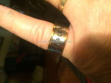 The Bradford Exchange Us Air Force Ring Review from Tuscaloosa, Alabama