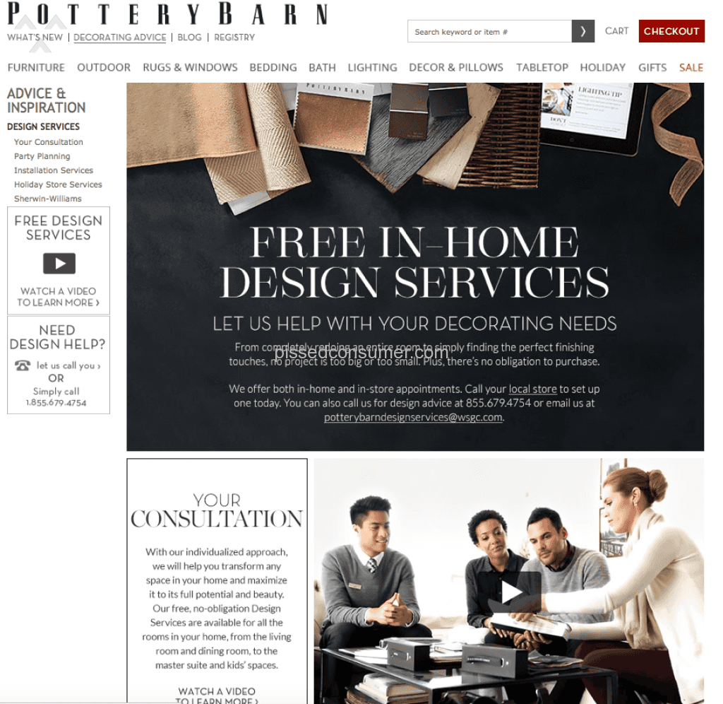 Pottery Barn Furniture And Decor Review 56051