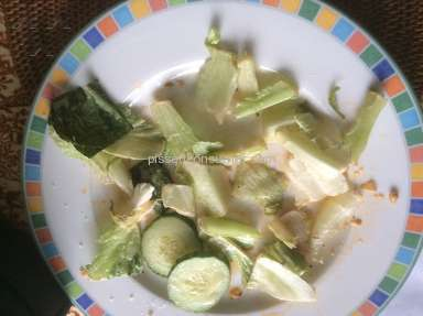 Wegmans - Garden salad 13 ounce