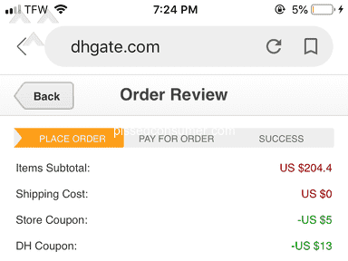 Dhgate Auctions and Marketplaces review 440757