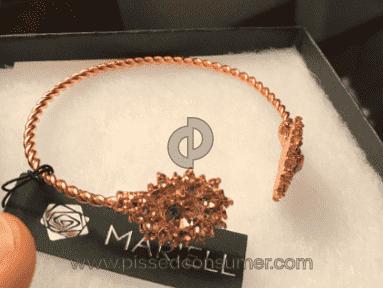 Tradesy Mariell Jewelry Bracelet review 224802