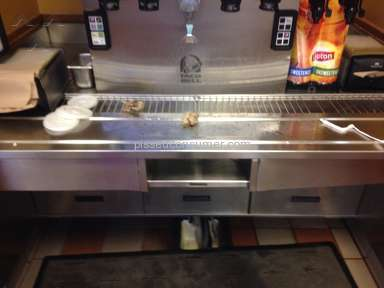 Taco Bell Sanitary Conditions review 79171