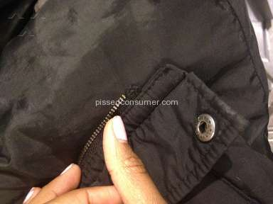 Zara - Jacket Review from Chicago, Illinois
