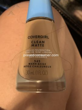 Covergirl Foundation