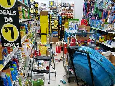 Dollar General Corporation - Typical display of wtf?!