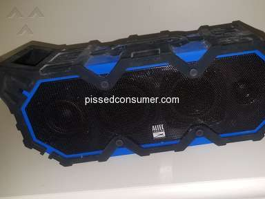 Altec Lansing - Inferior speaker for the money