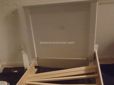 Mor Furniture For Less - Plywood Bed