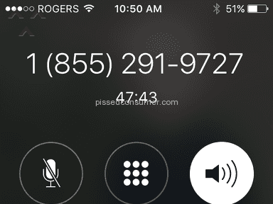 Rogers Communications - Customer Care Review from Winnipeg, Manitoba