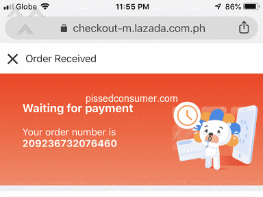 Lazada Philippines - No customer satisfaction