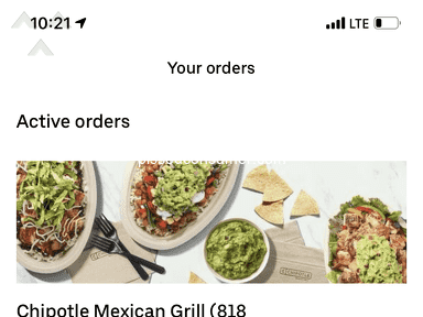 Ubereats Customer Care review 756641
