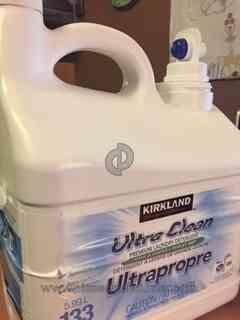 Mold In Kirkland Signature Ultra Clean Premium Laundry