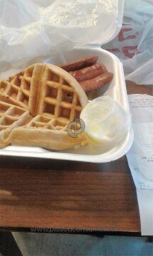 Huddle House Waffle