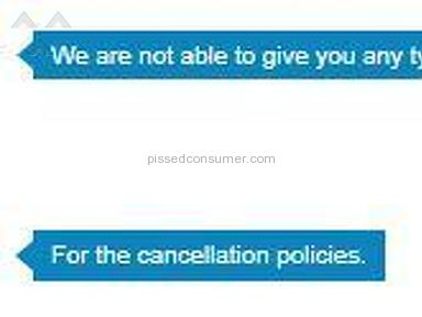 Priceline's refund policy...what refund policy?
