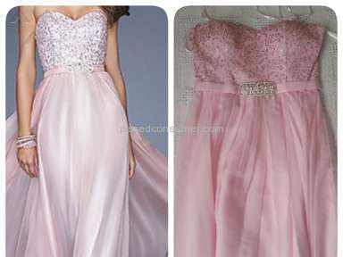 Promgirl - Dress Review from Bethesda, Maryland
