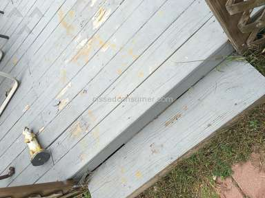 Behr Premium Deckover Deck Paint review 160918