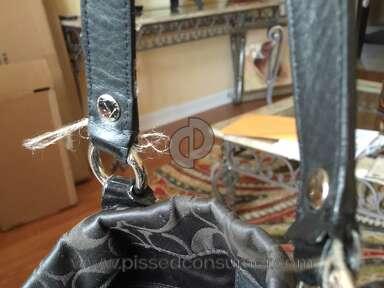 Coach Bag Repair review 141858