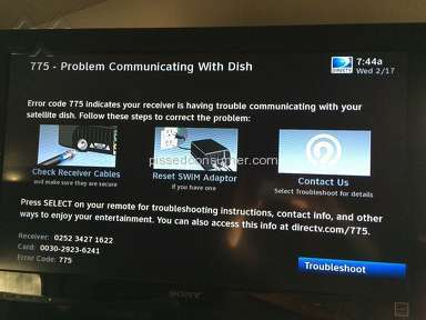 Directv Telecommunications review 115191