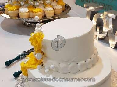Walmart - No wedding cake