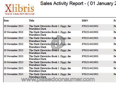 Xlibris Publishing Service review 195194