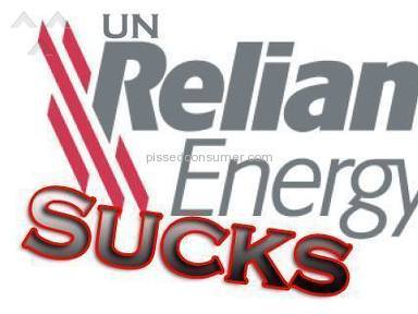 Reliant Energy Utility review 60697