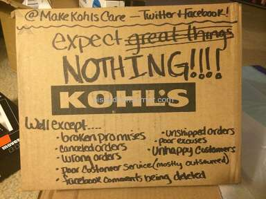 Kohls Top review 33287