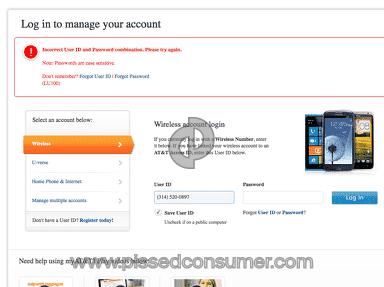 ATT Account review 12293