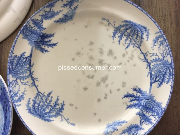 Pottery Barn Dinnerware