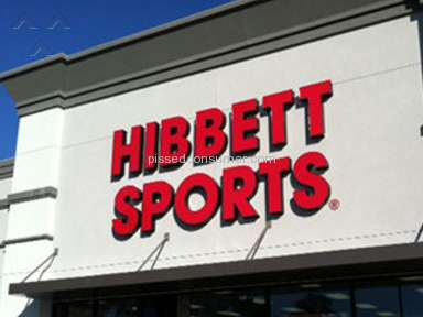 Hibbett Sports - Customer Care Review from Louisville, Kentucky