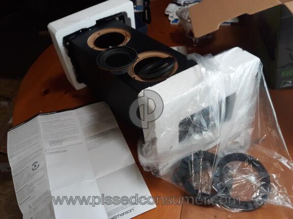 Emerson Electronics Speaker