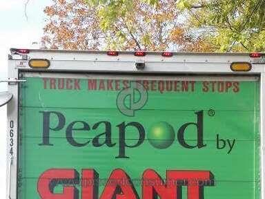 Peapod - Crazy driver