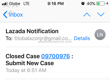 Lazada Philippines - Scam?