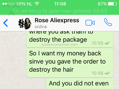 Aliexpress Hair Extension review 194268