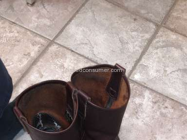 Wolverine Boots review 164990