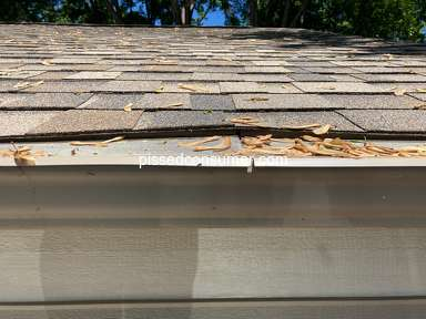 LeafFilter North Gutters and Carpentry review 626873