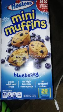 Hostess Brands Mini Muffin