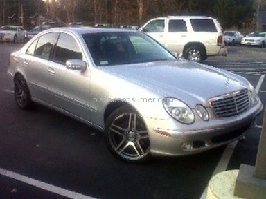 Mercedes Benz - Won't honor recall!!!!!!!