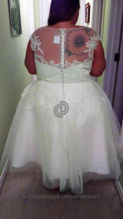 Dhgate Dress Review 211396