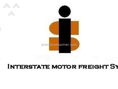 Interstate Motor Freight Systems Shipping review 2874
