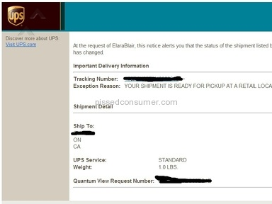 Ups Shipping review 12763