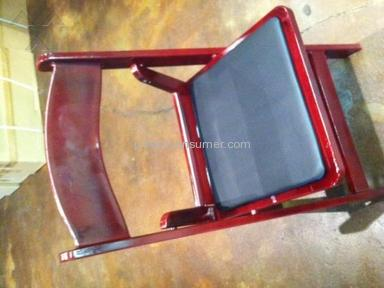 BIZ CHAIRS Furniture and Decor review 8363