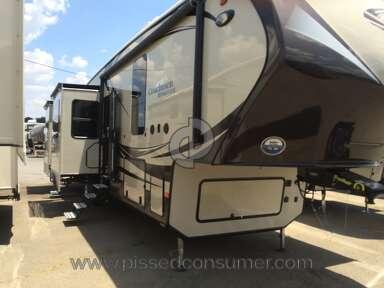 Coachmen RV - Brookstone 378RE and Mid-State RV in Byron, GA
