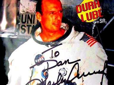 Zarelli Space Authentication - Steve Zarelli  false opinion on Pete Conrad autograph
