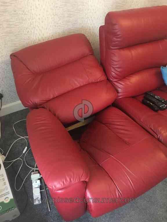 Lazboy Manhattan Leather Sofa Review 195246
