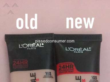 LOreal Canada - LOreal Infallible Matte Foundation in Shade 103