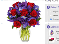 From You Flowers - They show you one thing online and the product is totally different with what is delivered