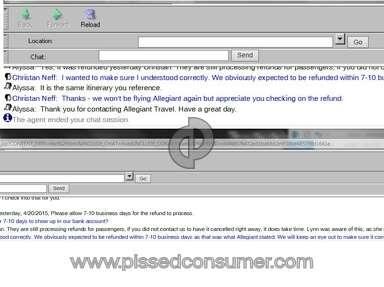 Allegiant Air Transport review 68547